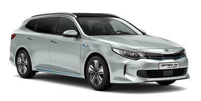 KIA Optima SW plugin-hybrid