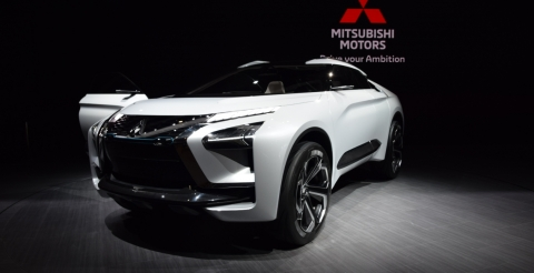 Mitsubishi e-Volution Concept (1)